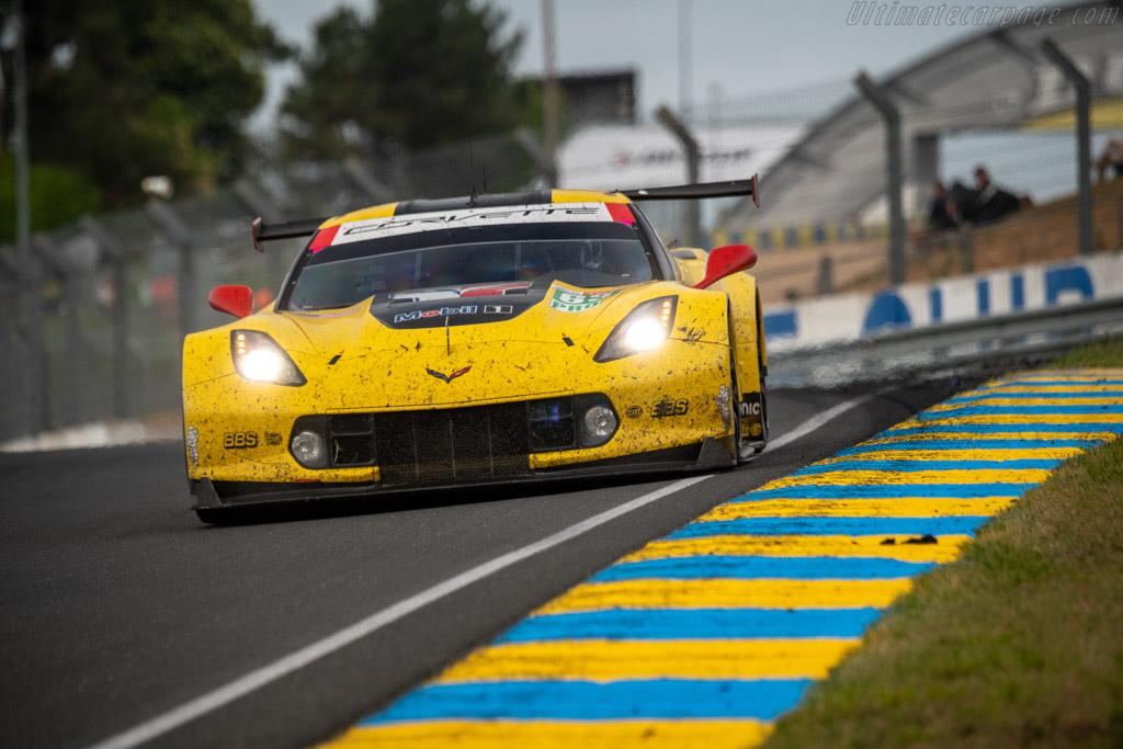 Chevrolet Corvette C7.R  - Entrant: Corvette Racing - Driver: Jan Magnussen / Antonio Garcia / Mike Rockenfeller  - 2018 24 Hours of Le Mans