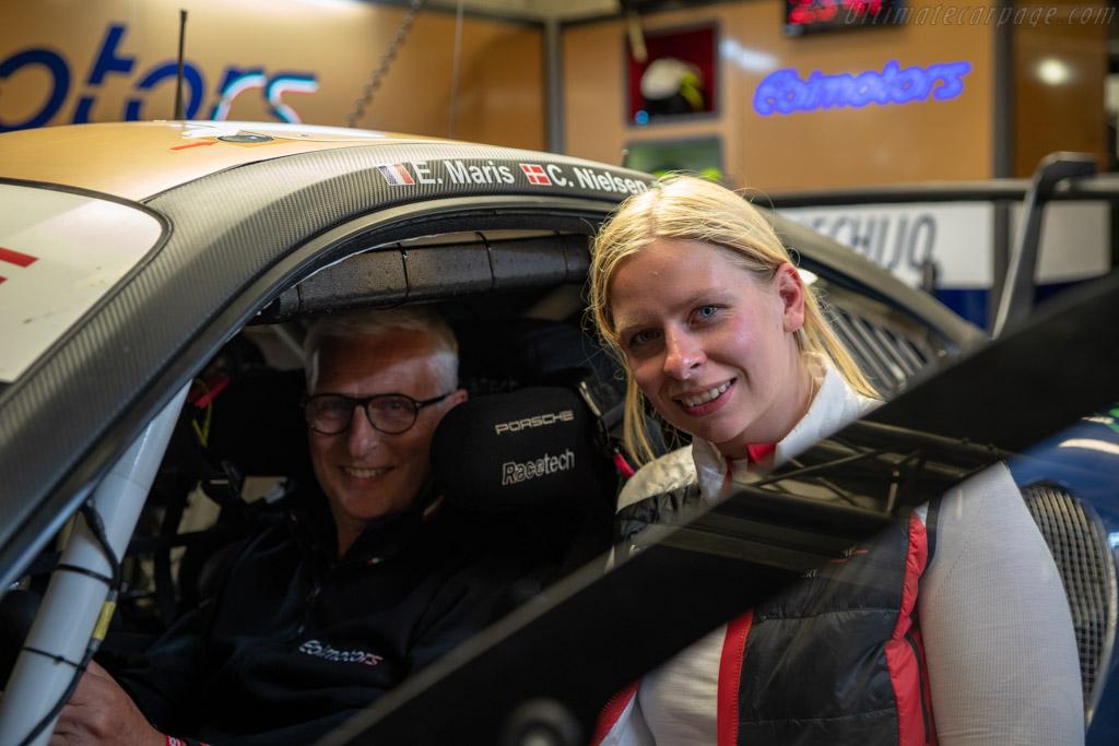 Christina Nielsen    - 2018 24 Hours of Le Mans