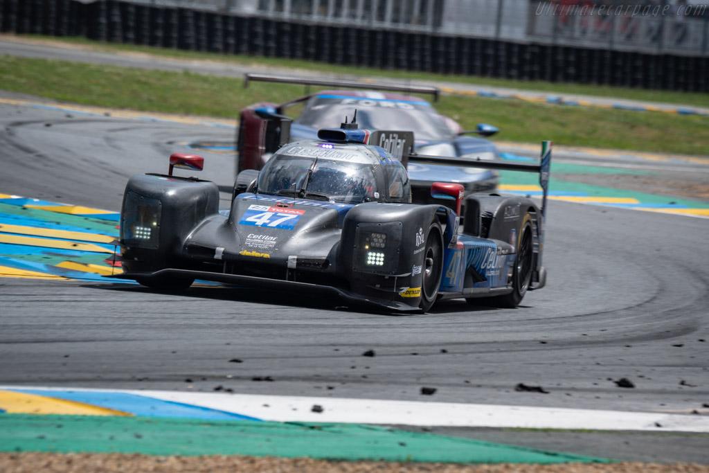 Dallara P217 Gibson  - Entrant: Cetilar Villorba Corse - Driver: Roberto Lacorte / Giorgio Sernagiotto / Luis Felipe Nasr  - 2018 24 Hours of Le Mans