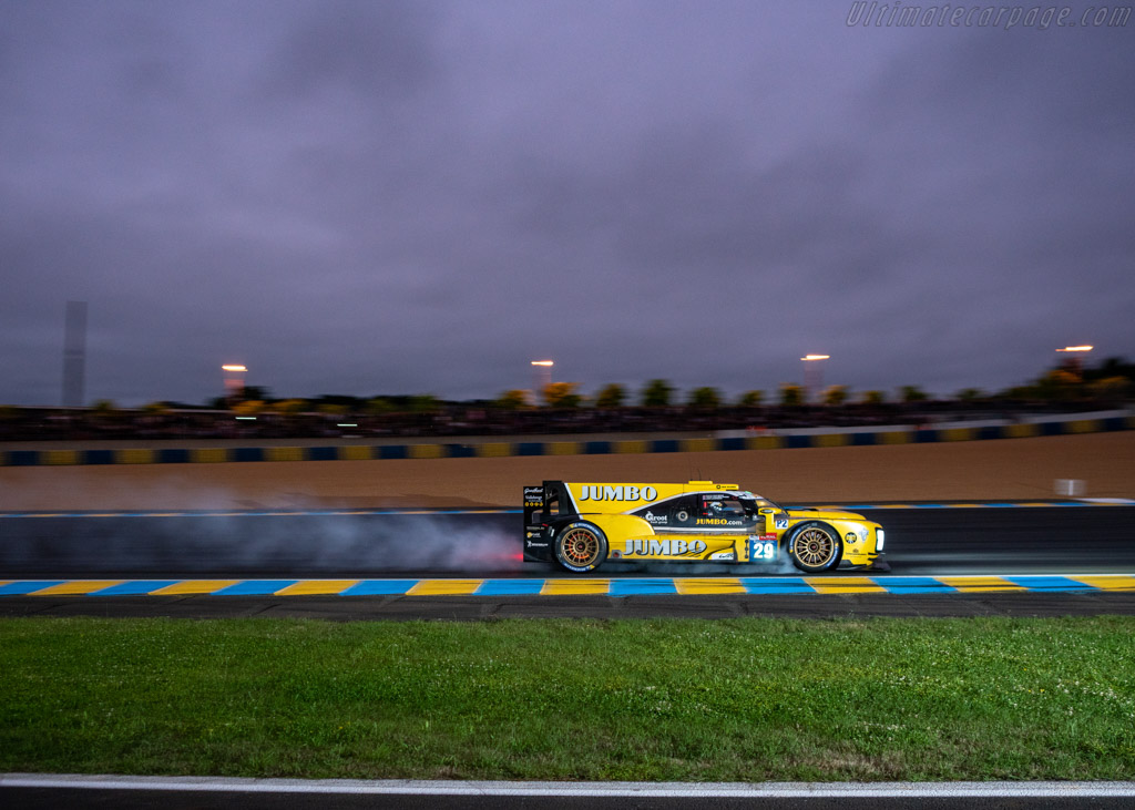 Dallara P217 Gibson - Chassis: P217-005 - Entrant: Racing Team Nederland - Driver: Frits Van Eerd / Giedo Van Der Garde / Jan Lammers  - 2018 24 Hours of Le Mans