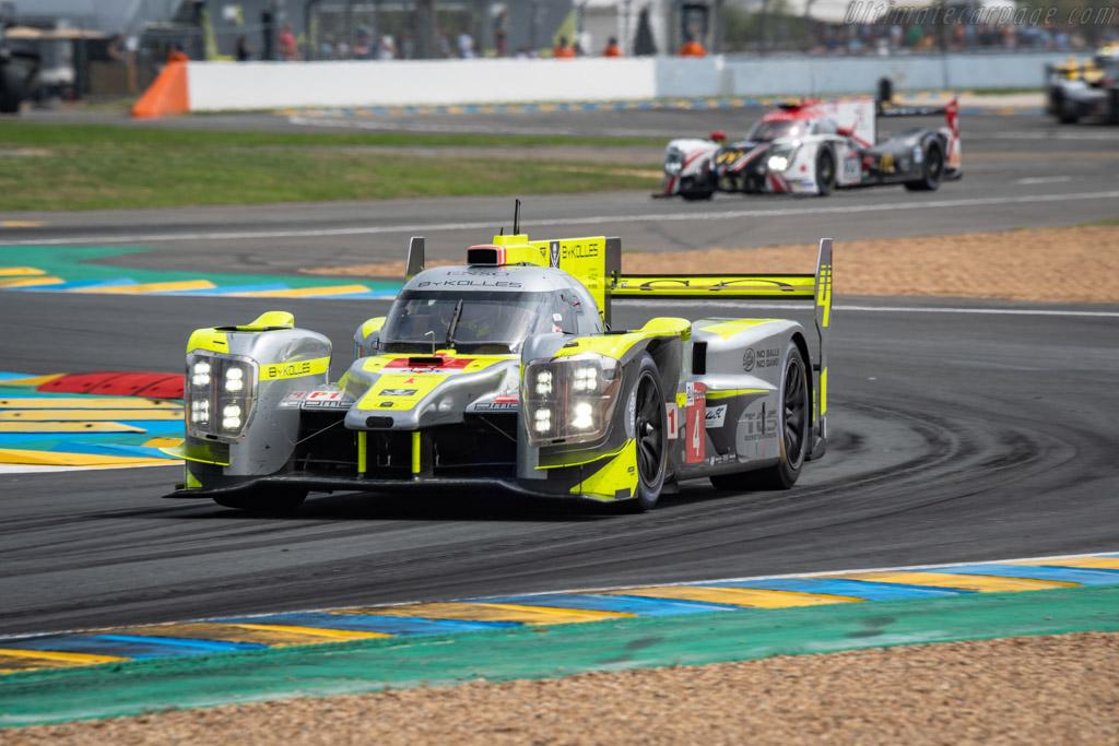 Enso CLM P1/01 Nismo  - Entrant: Bykolles Racing Team - Driver: Oliver Webb / Dominik Kraihamer / Tom Dillmann  - 2018 24 Hours of Le Mans