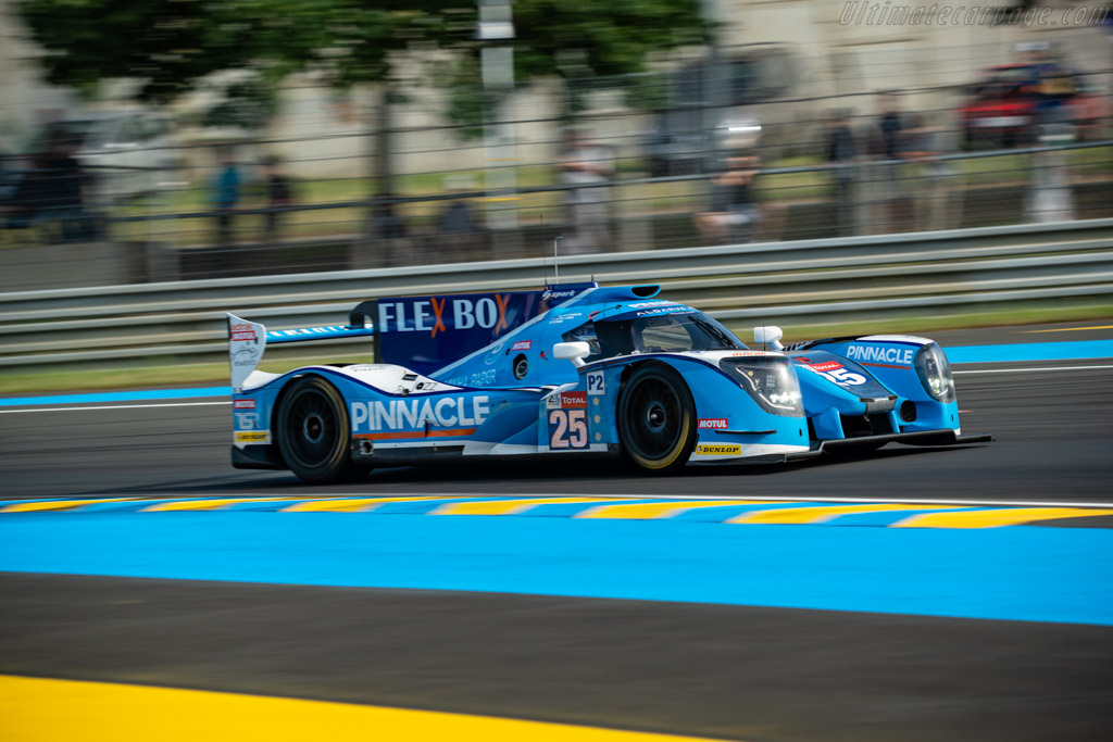 Ligier JSP217 Gibson  - Entrant: Algarve Pro Racing - Driver: Mark Patterson / Ate De Jong / Tacksung Kim  - 2018 24 Hours of Le Mans