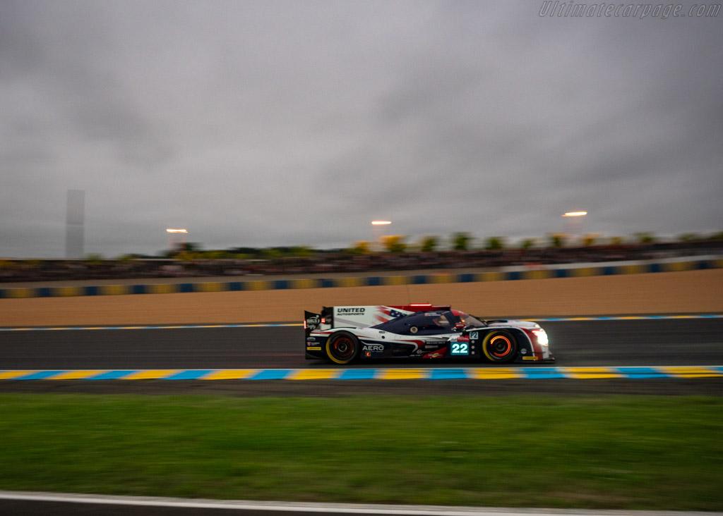 Ligier JSP217 Gibson  - Entrant: United Autosports - Driver: Philip Hanson / Filipe Albuquerque / Paul Di Resta  - 2018 24 Hours of Le Mans