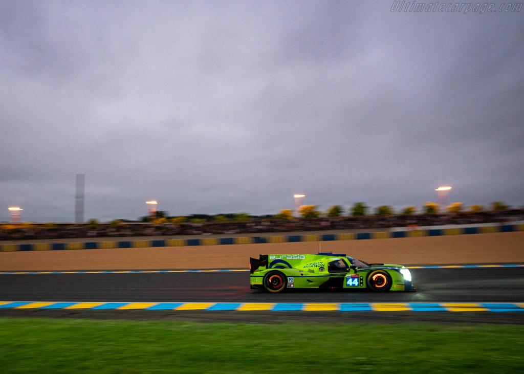 Ligier JSP217 Gibson  - Entrant: Eurasia Motorsport - Driver: Andrea Bertolini / Niclas Jönsson / Tracy Krohn  - 2018 24 Hours of Le Mans