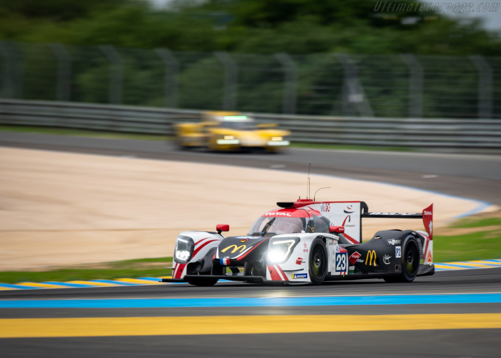 Ligier JSP217 Gibson  - Entrant: Panis Barthez Competition - Driver: Timothé Buret Julien Canal William Stevens  - 2018 24 Hours of Le Mans