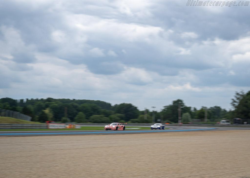 Porsche 911 RSR  - Entrant: Porsche GT Team - Driver: Michael Christensen / Kevin Estre / Laurens Vanthoor  - 2018 24 Hours of Le Mans