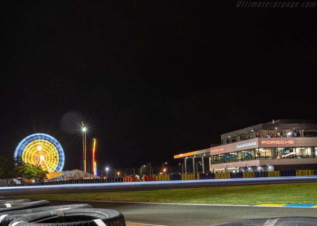 Porsche Experience Center    - 2018 24 Hours of Le Mans