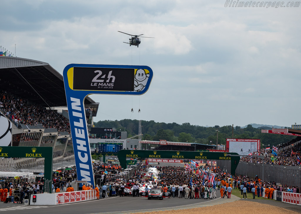 Ready to go   - 2018 24 Hours of Le Mans