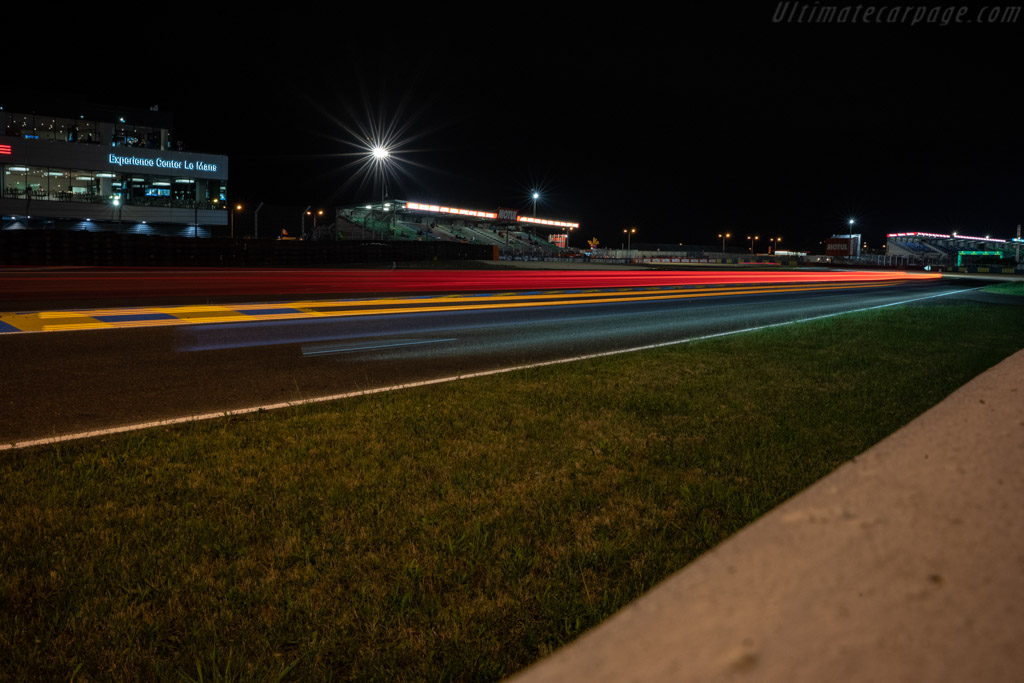Stripes    - 2018 24 Hours of Le Mans