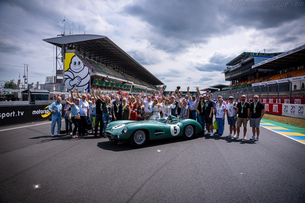 Aston Martin DBR1 - Chassis: DBR1/5  - 2019 24 Hours of Le Mans