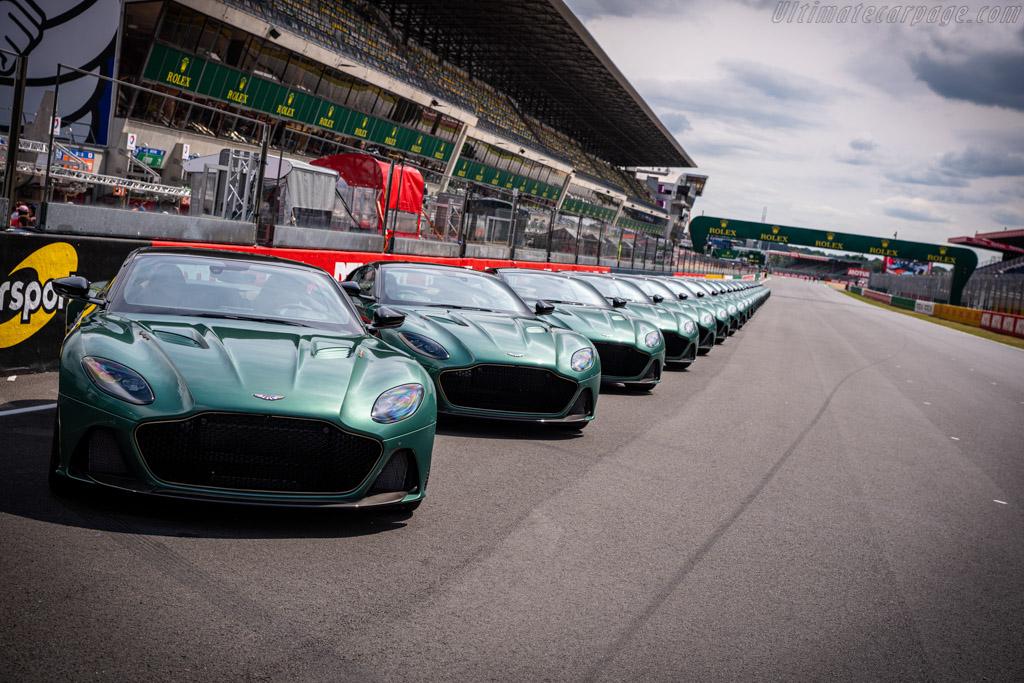 Aston Martin DBS Superleggera   - 2019 24 Hours of Le Mans