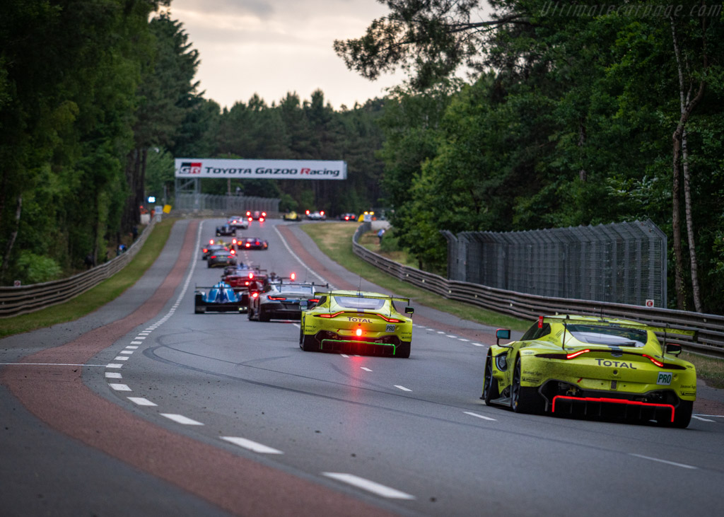 Aston Martin Vantage AMR - Chassis: 15A-003-1 - Entrant: Aston Martin Racing - Driver: Maxime Martin / Alexander Lynn / Jonathan Adam - 2019 24 Hours of Le Mans