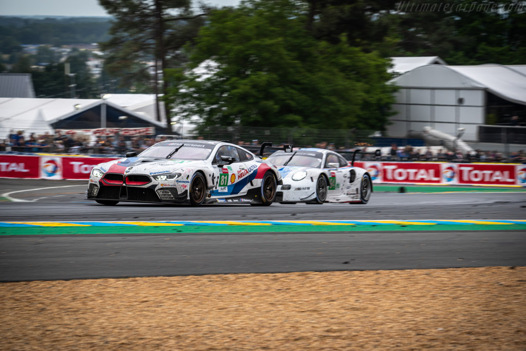 BMW M8 GTE - Chassis: 1805-011 - Entrant: BMW Team MTEK - Driver: Nicky Catsburg / Martin Tomczyk / Philipp Eng - 2019 24 Hours of Le Mans