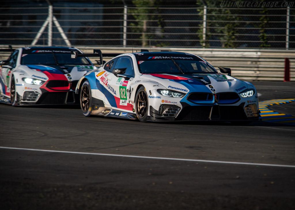 BMW M8 GTE - Chassis: 1805-014 - Entrant: BMW Team MTEK - Driver: Augusto Farfus / Antonio Felix Da Costa / Jesse Krohn - 2019 24 Hours of Le Mans