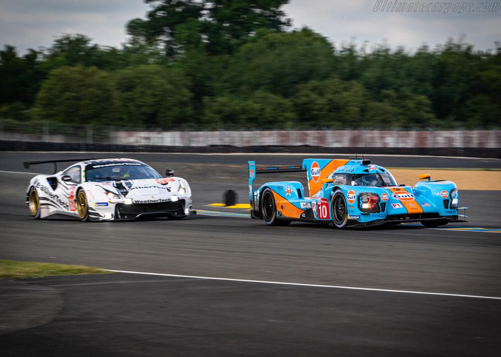BR Engineering BR1 Gibson - Chassis: BR1-005 - Entrant: DragonSpeed - Driver: Henrik Hedman / Ben Hanley / Renger Van Der Zande - 2019 24 Hours of Le Mans