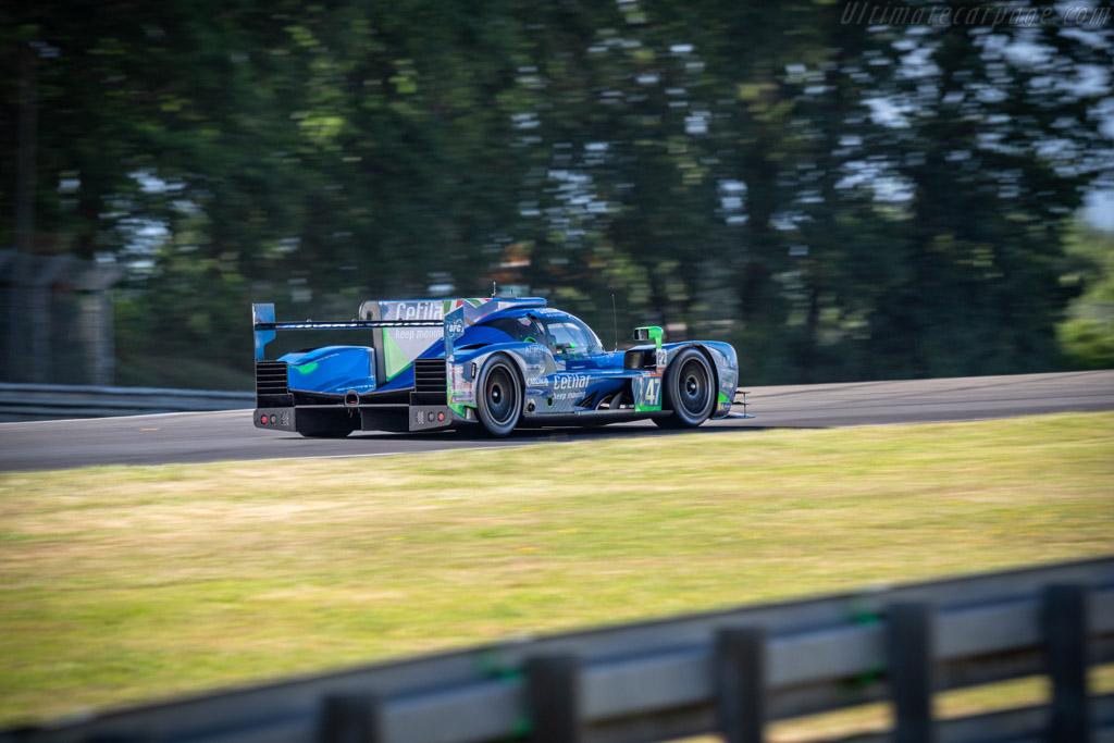 Dallara P217 Gibson - Chassis: P217-004 - Entrant: Cetilar R. Villorba Corse - Driver: Roberto Lacorte / Giorgio Sernagiotto / Andrea Belicchi - 2019 24 Hours of Le Mans