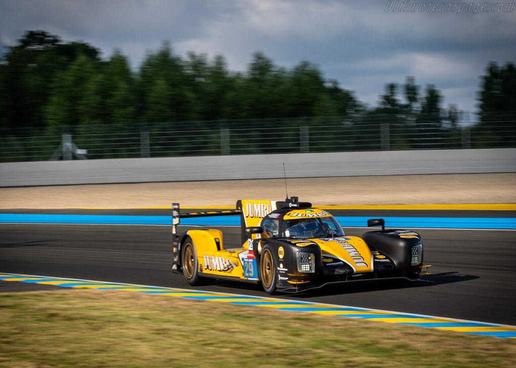 Dallara P217 Gibson - Chassis: P217-005 - Entrant: Racing Team Nederland - Driver: Frits Van Eerd / Giedo Van Der Garde / Nyck De Vries - 2019 24 Hours of Le Mans