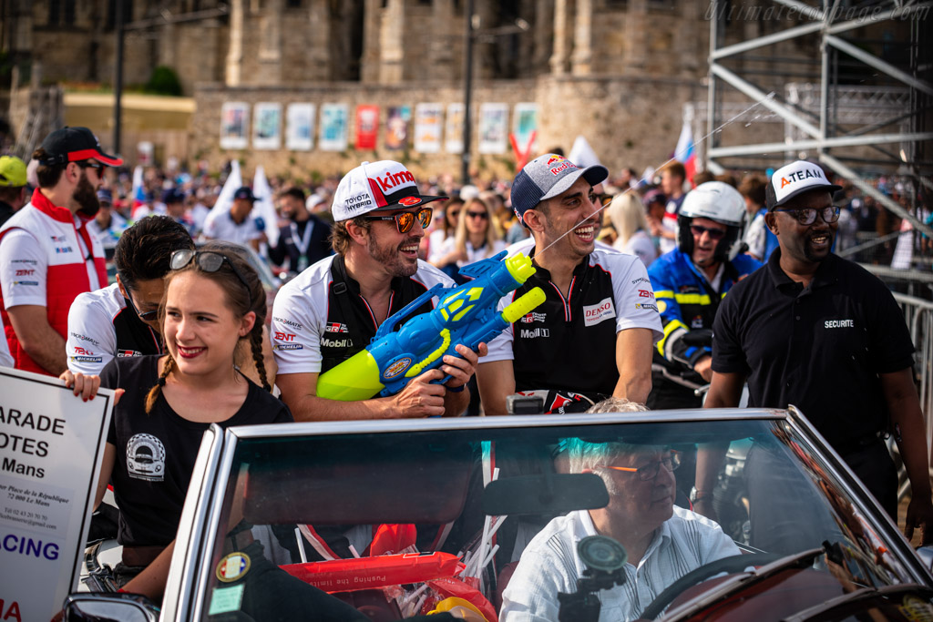 Driver Parade   - 2019 24 Hours of Le Mans