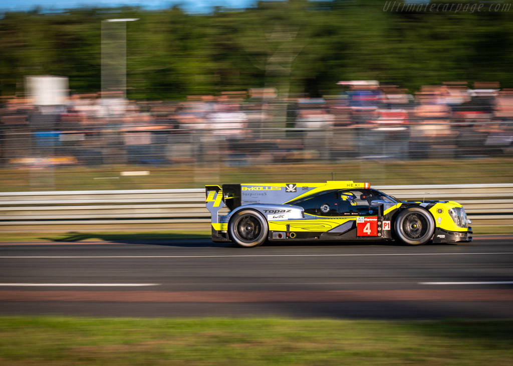Enso CLM P1/01 Gibson - Chassis: P1/01-001 - Entrant: Bykolles Racing Team - Driver: Tom Dillmann / Oliver Webb / Paolo Ruberti - 2019 24 Hours of Le Mans