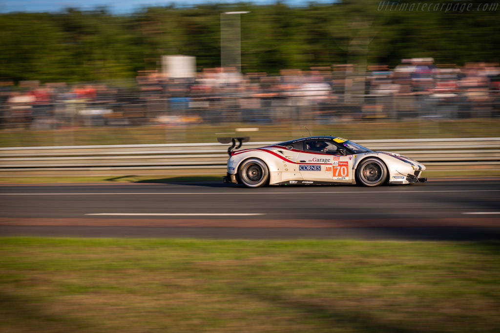 Ferrari 488 GTE - Chassis: 3818 - Entrant: MR Racing - Driver: Motoaki Ishikawa / Olivier Beretta / Edward Cheever - 2019 24 Hours of Le Mans