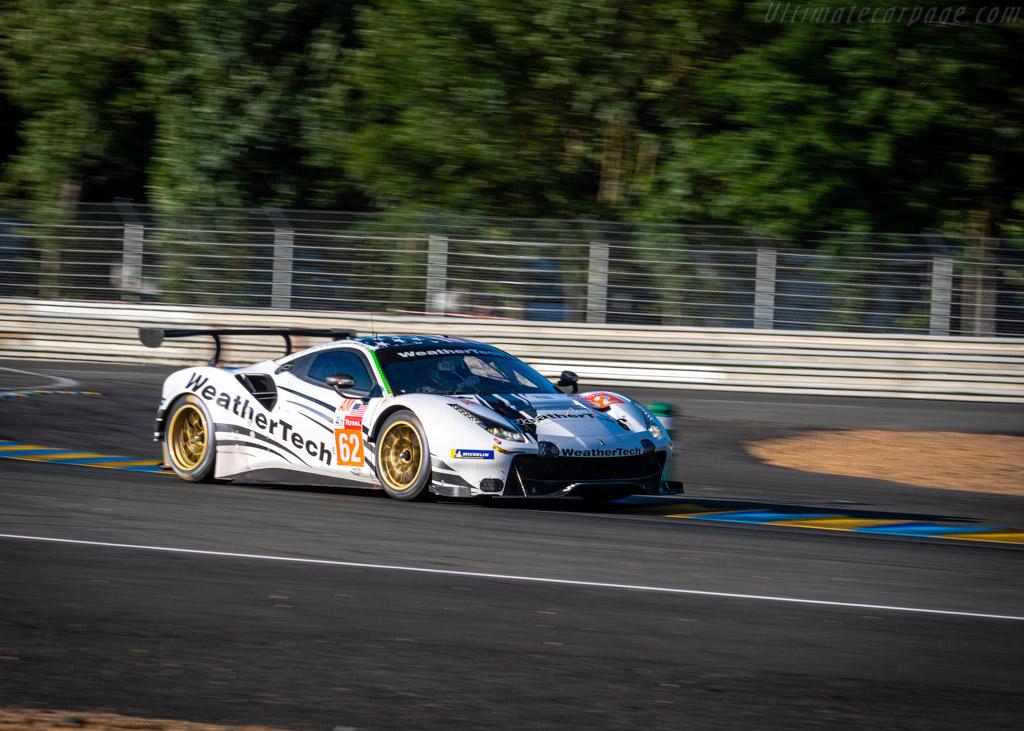 Ferrari 488 GTE - Chassis: 3838 - Entrant: WeatherTech Racing - Driver: Cooper Macneil / Toni Vilander / Robert Smith - 2019 24 Hours of Le Mans