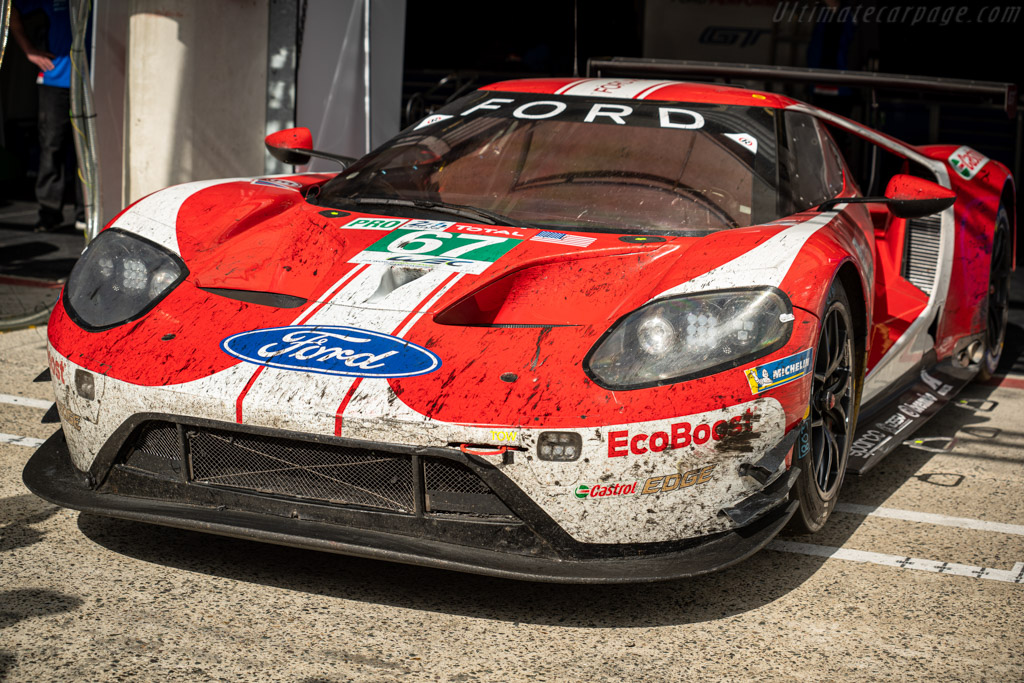 Ford GT - Chassis: FP-GT05 - Entrant: Ford Chip Ganassi Team UK - Driver: Andy Priaulx / Harry Tincknell / Jonathan Bomarito - 2019 24 Hours of Le Mans