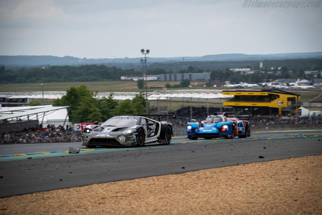 Ford GT - Chassis: FP-GT08 - Entrant: Ford Chip Ganassi Team UK - Driver: Stefan Mücke / Olivier Pla / Billy Johnson - 2019 24 Hours of Le Mans