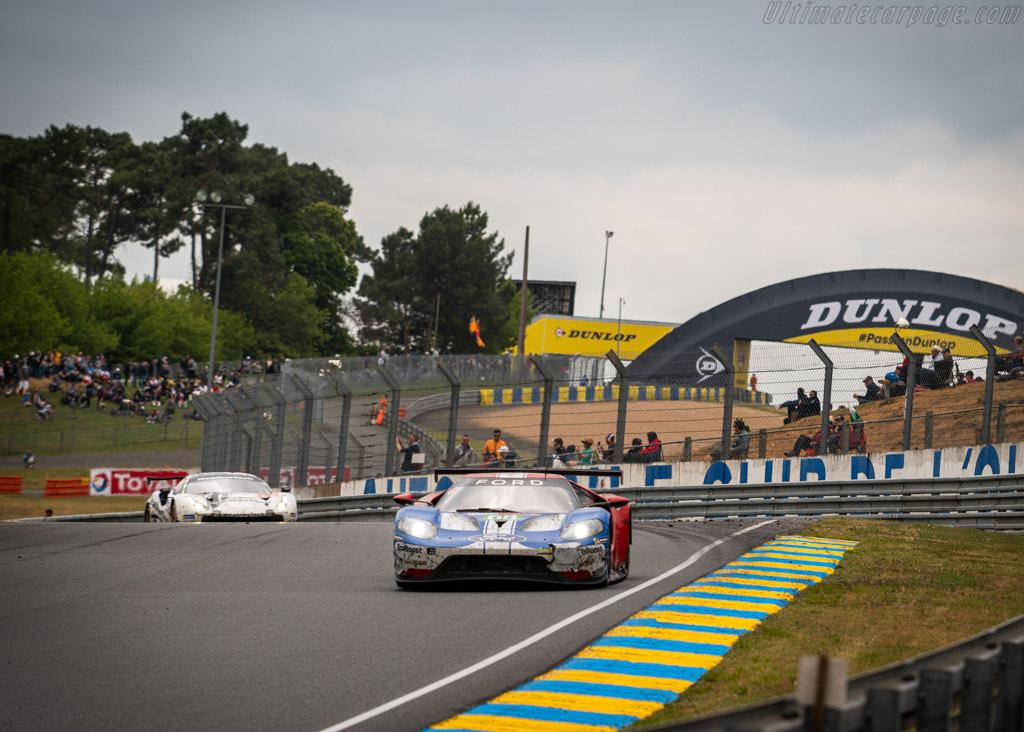 Ford GT - Chassis: FP-GT07 - Entrant: Ford Chip Ganassi Team USA - Driver: Joey Hand / Jörg Müller / Sébastien Bourdais - 2019 24 Hours of Le Mans