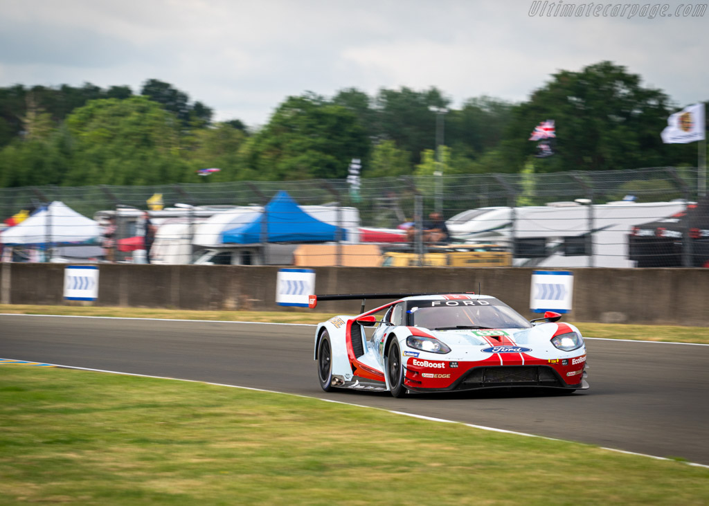 Ford GT - Chassis: FP-GT02 - Entrant: Ford Chip Ganassi Team USA - Driver: Ryan Briscoe / Richard Westbrook / Scott Dixon - 2019 24 Hours of Le Mans