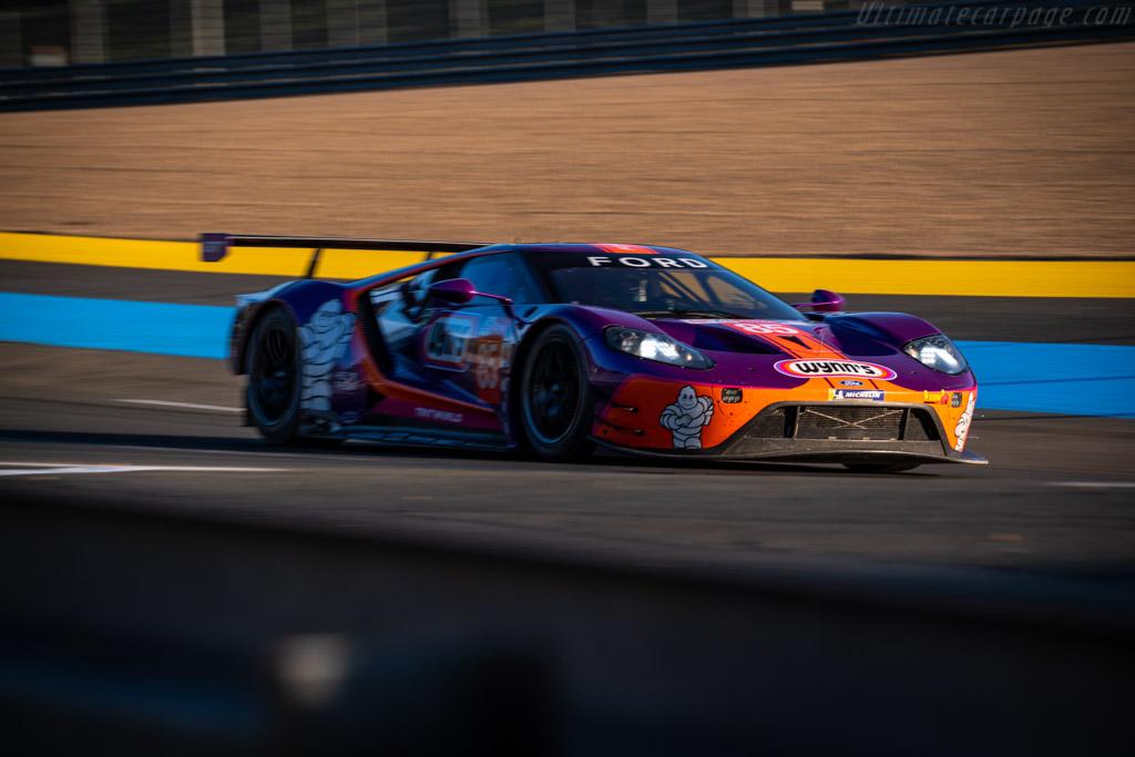 Ford GT - Chassis: FP-GT04 - Entrant: Keating Motorsports - Driver: Ben Keating / Jeroen Bleekemolen / Felipe Fraga - 2019 24 Hours of Le Mans