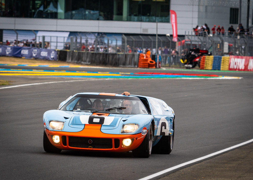 Ford GT40   - 2019 24 Hours of Le Mans