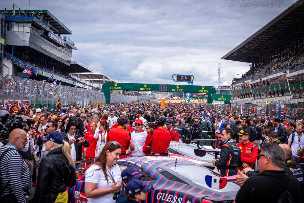 Grid walk   - 2019 24 Hours of Le Mans