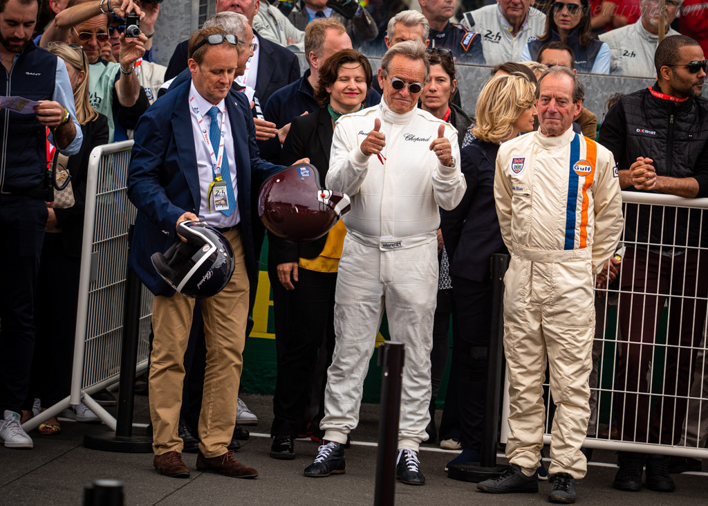 Jacky Ickx and Jackie Oliver   - 2019 24 Hours of Le Mans