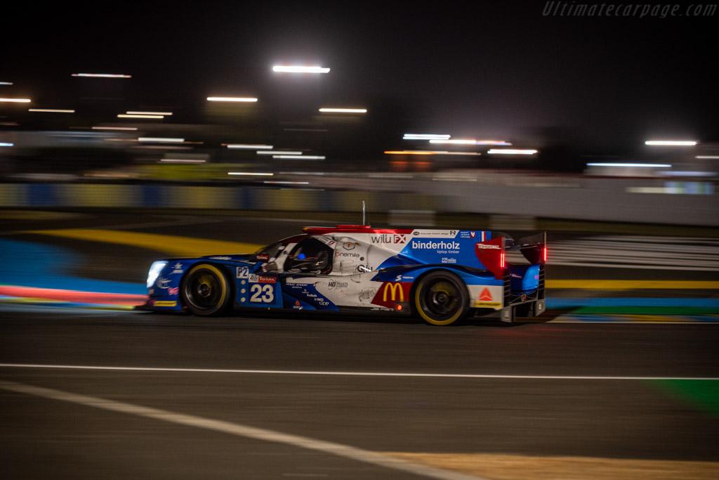 Ligier JSP217 Gibson - Chassis: OR05-12 - Entrant: Panis Barthez Competition - Driver: René Binder / Julien Canal / William Stevens - 2019 24 Hours of Le Mans