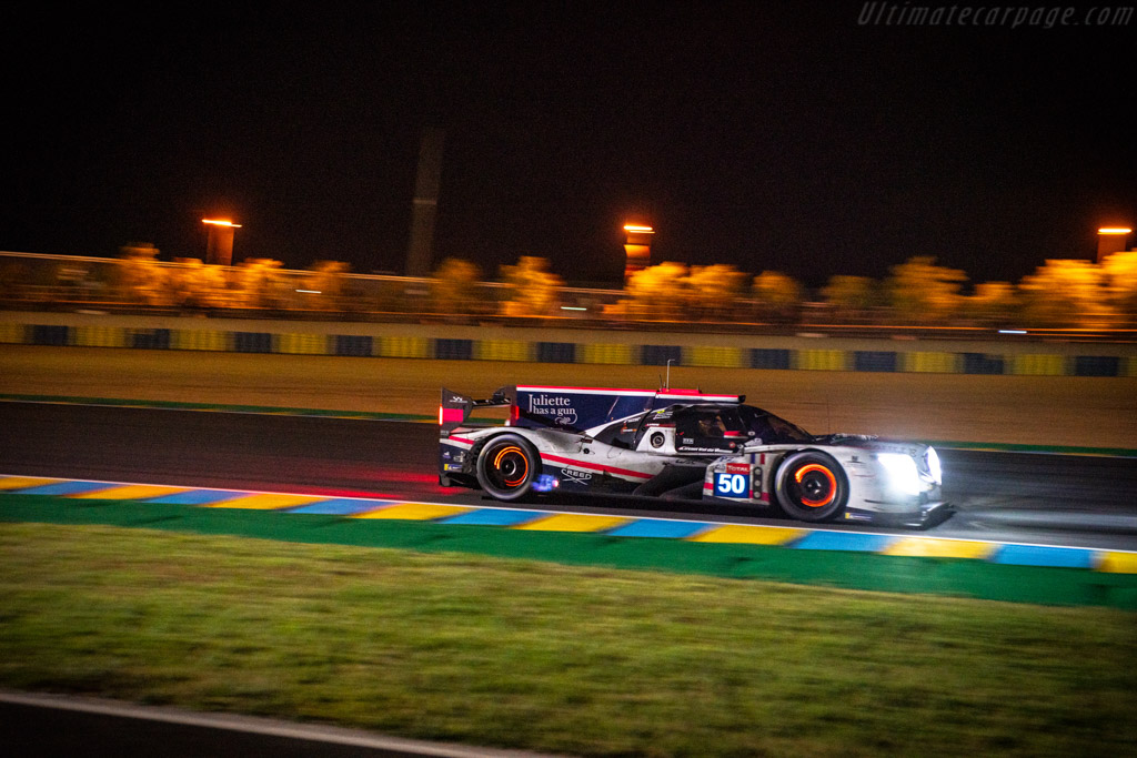Ligier JSP217 Gibson - Chassis: OR05-18 - Entrant: Larbre Competition - Driver: Erwin Creed / Romano Ricci / Nicholas Boulle - 2019 24 Hours of Le Mans