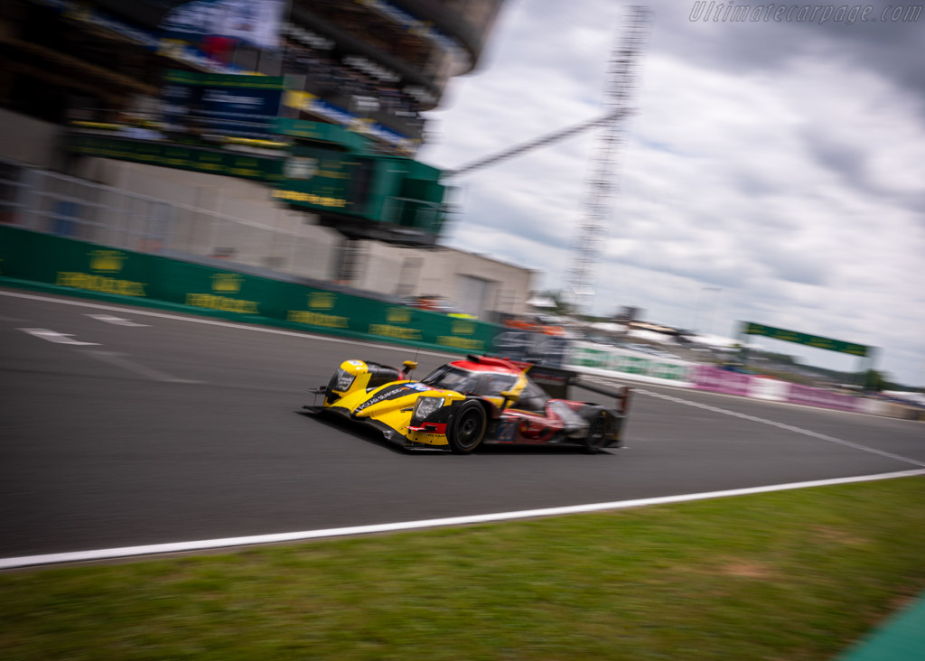 Oreca 07 Gibson - Chassis: 07-LMP2-39 - Entrant: High Class Racing - Driver: Anders Fjordbach / Dennis Andersen / Mathias Beche - 2019 24 Hours of Le Mans