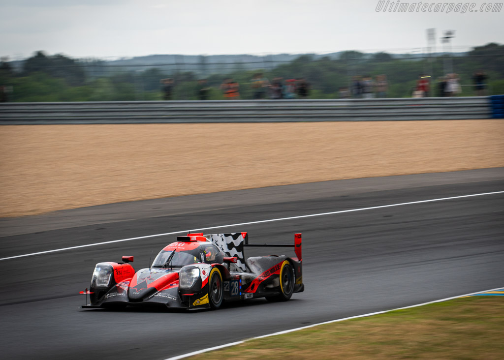 Oreca 07 Gibson  - Entrant: TDS Racing - Driver: François Perrodo / Matthieu Vaxiviere / Loïc Duval  - 2019 24 Hours of Le Mans