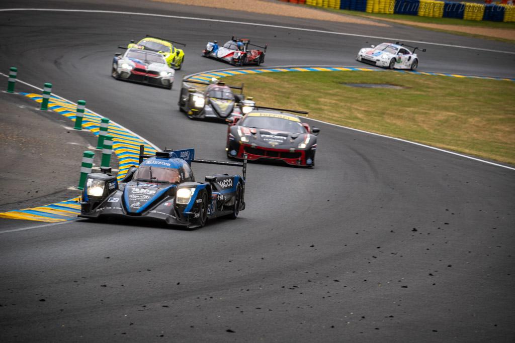 Oreca 07 Gibson - Chassis: 07-LMP2-14 - Entrant: Duqueine Engineering - Driver: Nicolas Jamin / Pierre Ragues / Romain Dumas - 2019 24 Hours of Le Mans