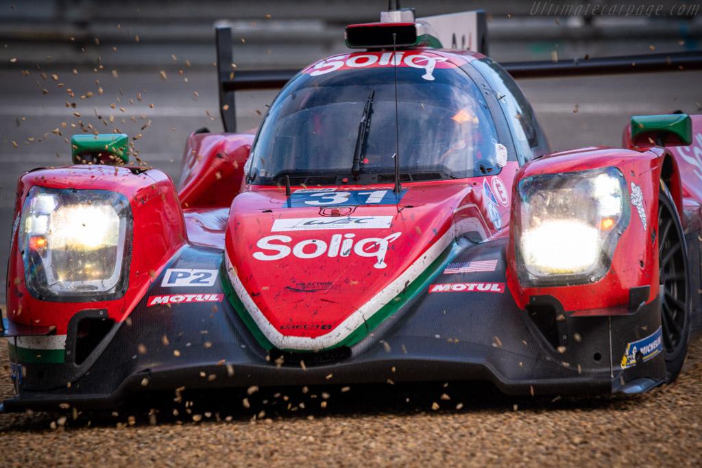 Oreca 07 Gibson - Chassis: 07-LMP2-03 - Entrant: DragonSpeed - Driver: Roberto Gonzalez / Pastor Maldonado / Anthony Davidson - 2019 24 Hours of Le Mans