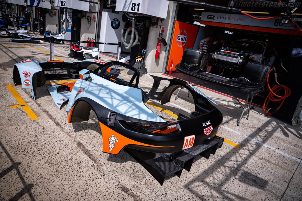 Pit Walk   - 2019 24 Hours of Le Mans