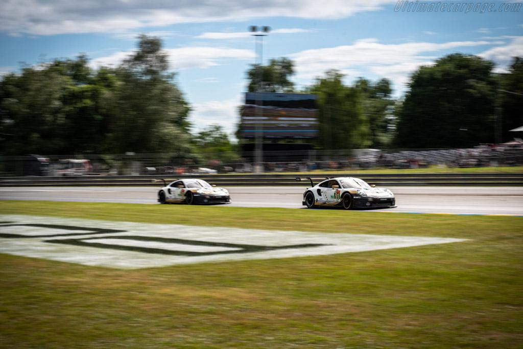 Porsche 911 RSR - Chassis: WP0ZZZ99ZJS199903 - Entrant: Porsche GT Team - Driver: Richard Lietz / Gianmaria Bruni / Frédéric Makowiecki - 2019 24 Hours of Le Mans