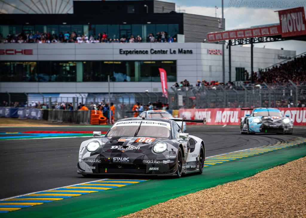 Porsche 911 RSR - Chassis: WP0ZZZ99ZJS199915 - Entrant: Dempsey - Proton Racing - Driver: Satoshi Hoshino / Giorgio Roda Jr / Matteo Cairoli - 2019 24 Hours of Le Mans