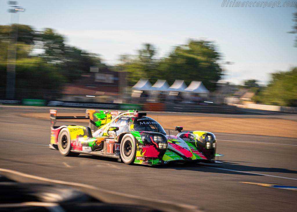 Rebellion R13 Gibson - Chassis: LMP1E-02 - Entrant: Rebellion Racing - Driver: Neel Jani / André Lotterer / Bruno Senna - 2019 24 Hours of Le Mans