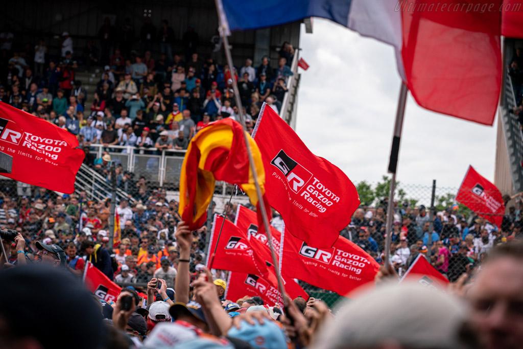 Toyota Gazoo Racing   - 2019 24 Hours of Le Mans