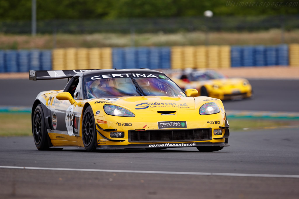 Chevrolet Corvette GT3 - Chassis: 1G1YY25Y765100123 - Driver: Alfred Moser - 2021 Historic Racing by Peter Auto
