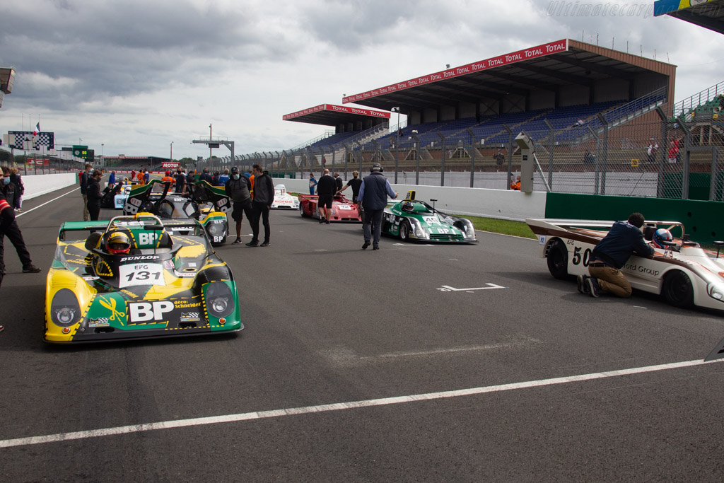 TOJ SC206 - Chassis: 77-06 - Driver: Franck Morel - 2021 Historic Racing by Peter Auto