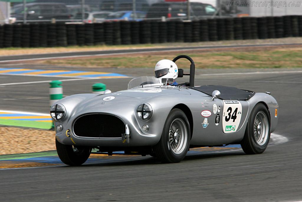 AC Ace    - 2006 Le Mans Classic