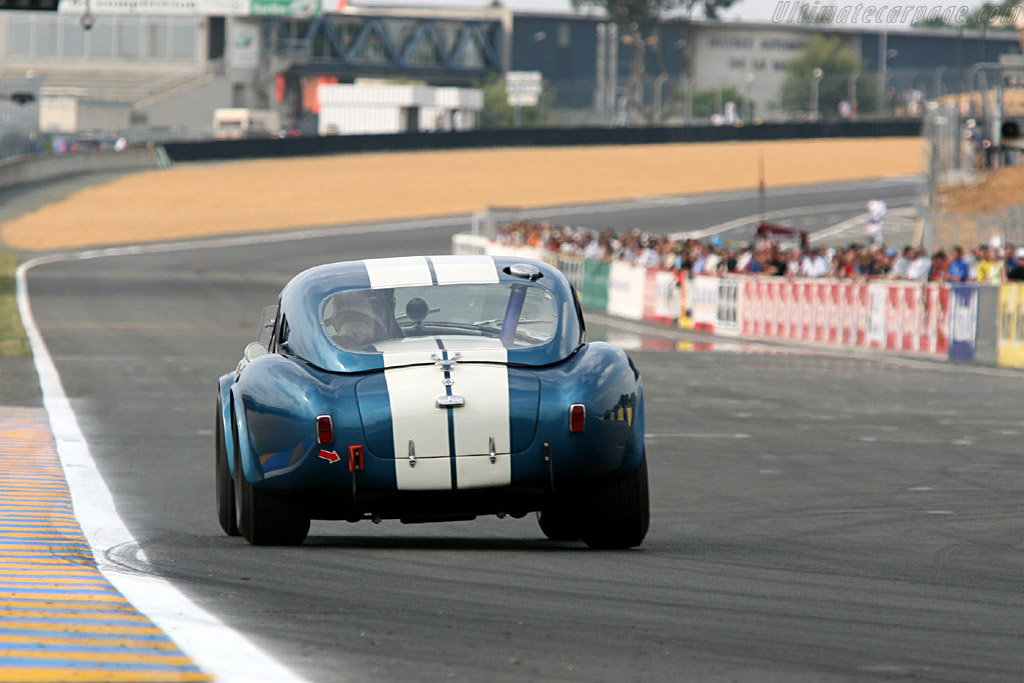 AC Cobra    - 2006 Le Mans Classic