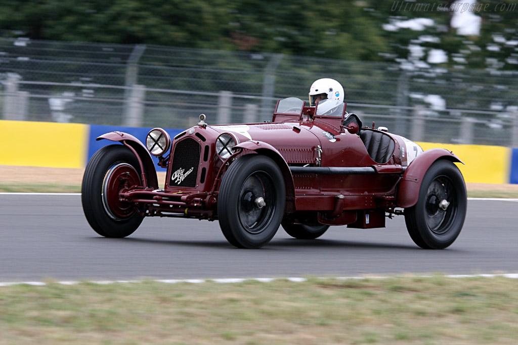Alfa Romeo 8C 2300 Monza    - 2006 Le Mans Classic