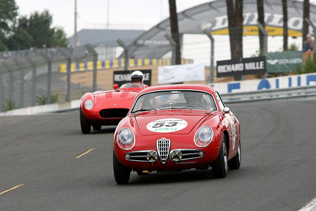 Alfa Romeo SVZ    - 2006 Le Mans Classic